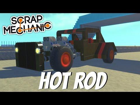 Xxx Mp4 Scrap Mechanic Gameplay EP 30 Hot Rod Download In Description 3gp Sex