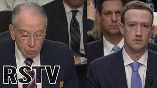 """La Comisión Especial """"Fake News"""" llamará Testificar a Zuckerberg, bezos y schmidt"""
