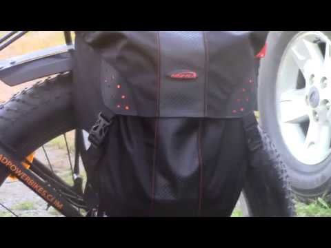 Xxx Mp4 Ibera Quick Release Pannier Bags On The RAD Rover IB BA9 3gp Sex