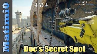 Doc's Secret Spot - Rainbow Six Siege