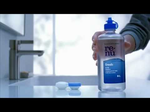 Xxx Mp4 Bausch Lomb Renu Fresh Multi Purpose Solution TV Ad SoftTouchLenses 3gp Sex