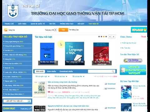 hcmutrans login search download file thuvienso