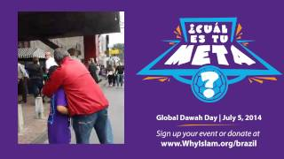 Must Watch: Youngest daee in Brazil   WhyIslam FIFA Highlights #3