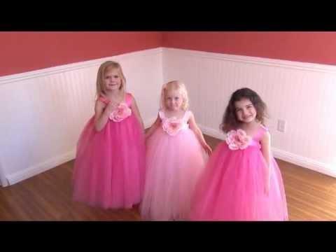 Xxx Mp4 Tutu Skirt Flower Girl Dress For Little Girl S Dress Up Costume Birthday Party Cute Fluffy Tutu 3gp Sex