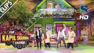 Patients Mein Sangeet Baatna- The Kapil Sharma Show -Episode 22 - 3rd July 2016