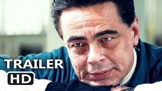 ESCAPE AT DANNEMORA Trailer (2018) Benicio Del Toro, Prison TV Show