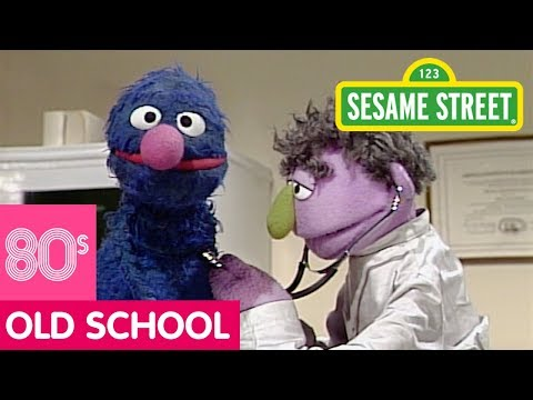 Sesame Street Getting a Check Up Grover s Health Minutes