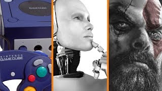GameCube on SWITCH? + AI Beats eSports Pro + Aquaman for God of War? - The Know