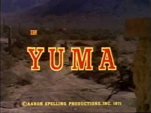 Yuma Western Full Movie starring Clint Walker