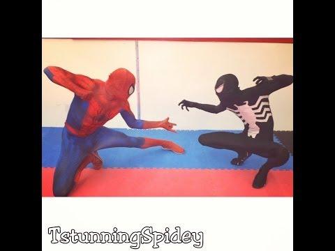The Stunning Spider Man vs Venom The Final Showdo