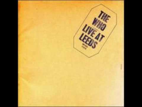 The Who - Live At Leeds - Amazing Journey  Sparks