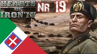 Lets Play Hearts of Iron IV: Italien (German, HD, Ironman) #19