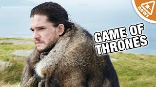How Game of Thrones' Epic Jon Snow Reveal Changes Everything! (Nerdist News w/ Jessica Chobot)