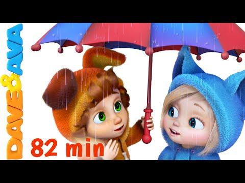 Xxx Mp4 Rain Rain Go Away Nursery Rhymes Collection And Baby Songs From Dave And Ava 3gp Sex