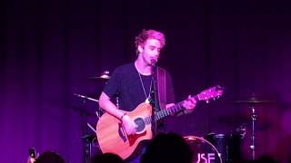 Dalton Rapattoni with the House On Cliff and Lauren Carnahan @ Sonia Cambridge, MA (7/22/2017)