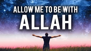 I WANT TO BE WITH MY LORD (POWERFUL)