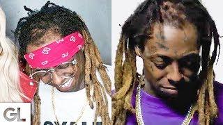 Lil Wayne's Bald Dreadlocks