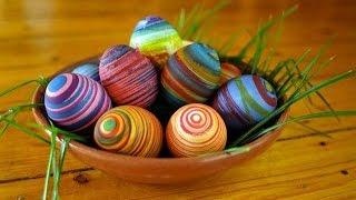 آموزش رنگ کردن تخم مرغ های هفت سین 3 - How To Coloring Haft Sin Eggs