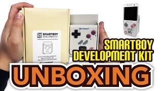 Smartboy Development Kit Unboxing !!