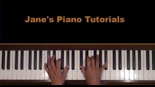 Francis Lai Love Story (Original Version) Piano Tutorial at Tempo
