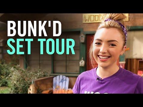 Xxx Mp4 Peyton List Gives A Tour Of BUNK'D Disney Style 3gp Sex