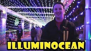 IlluminOcean Christmas Lights in Dana Point