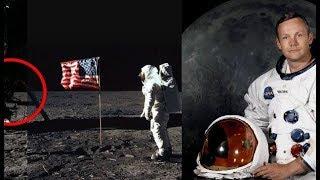"""قبل وفاة رائد الفضاء نيل ارمسترونغ قام """" بكشف أسرار """" الصعود للقمر قبل 48 سنة"""