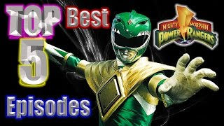 Top 5 Best Mighty Morphin Power Rangers Episodes