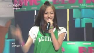 BESTie 1st Week of August Music Bank (8/2/2013)