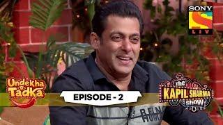 The Khan's Secret To Success   Undekha Tadka   Ep 2   The Kapil Sharma Show Season 2   SonyLIV