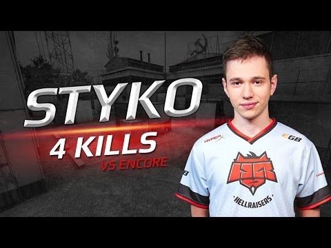 Highlight: STYKO vs ENCORE at ELEAGUE S2 EU Qualifiers