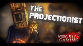 The Projectionist Song | Bendy and the Ink Machine | #RockitGaming