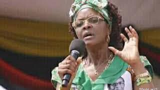 PLATINUM PRINCE -{Pamuromo waNYASHA/Grace Mugabe[diss] prod by cymplex solid records 2017 November
