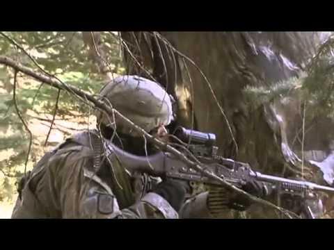 U.S. TROOPS vs TALIBAN HEAVY COMBAT