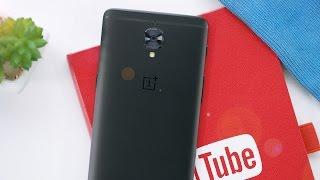 The Matte Black OnePlus 3T!