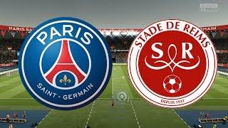 Ligue 1 2018/19 - PSG Vs Stade De Reims - 26/09/18 - FIFA 18
