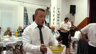 Tarján László vőfély~Anikó és Imi esküvőjén