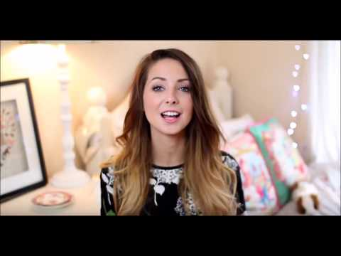 Channel. UK. Fashion and Beauty. Zoella