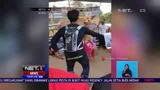 Joget Porno Viral, Polisi Akan Buru Penyebar Video - NET16