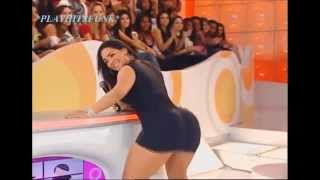 Mulher Melancia Linda   Dançando Funk Perfect