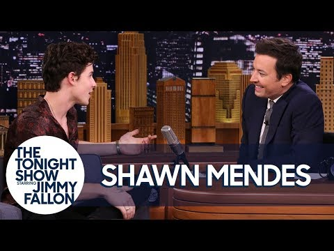 Shawn Mendes and Jimmy Argue Over Who Justin Timberlake Likes More