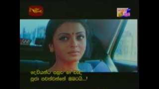 'Hum Dil De Chuke Sanam' Title Song (Movie: HUM DIL DE CHUKE SANAM-1999)-With Sinhala Subtitles