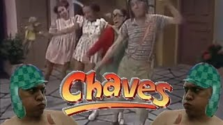 CHAVES DANÇANDO TÁ TRANQUILO TÁ FAVORÁVEL