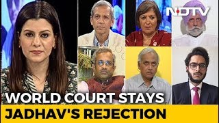 Left, Right & Centre   Big Win For India At World Court In Kulbhushan Jadhav Case