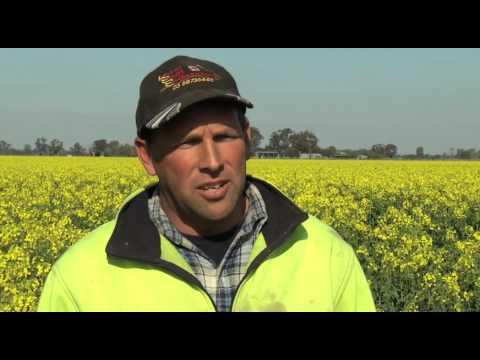Our 2016-2020 Water Plan - Congupna irrigator Craig Reynolds