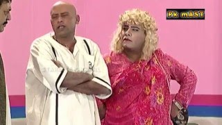 Best of Akram Udass Stage Drama Full Funny Comedy Clip