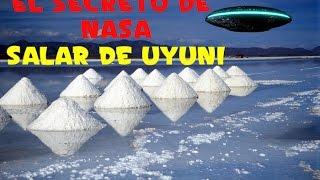 QUE ESCONDE NASA SOBRE EL SALAR DE UYUNI