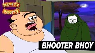 Bengali Popular Cartoon   Bhooter Bhoy   Nonte Fonte   Funny Animated Cartoon   2016 New Comedy