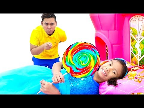 Who Took the Cookie Song Wendy Sing Along Nursery Rhymes Songs for Kids