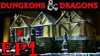 D&D Haunted Mansion - The Pact